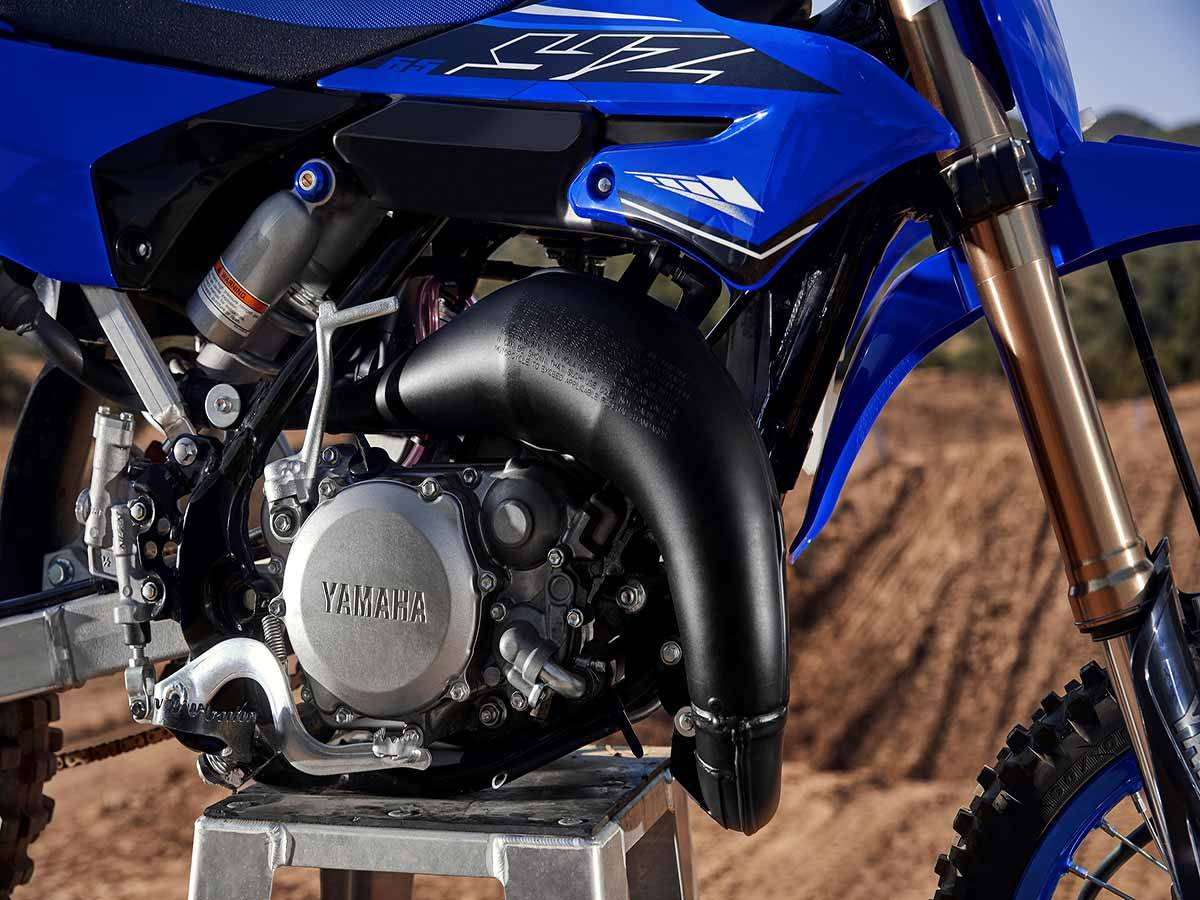 2021 Yamaha YZ65 in Clearwater, Florida - Photo 9