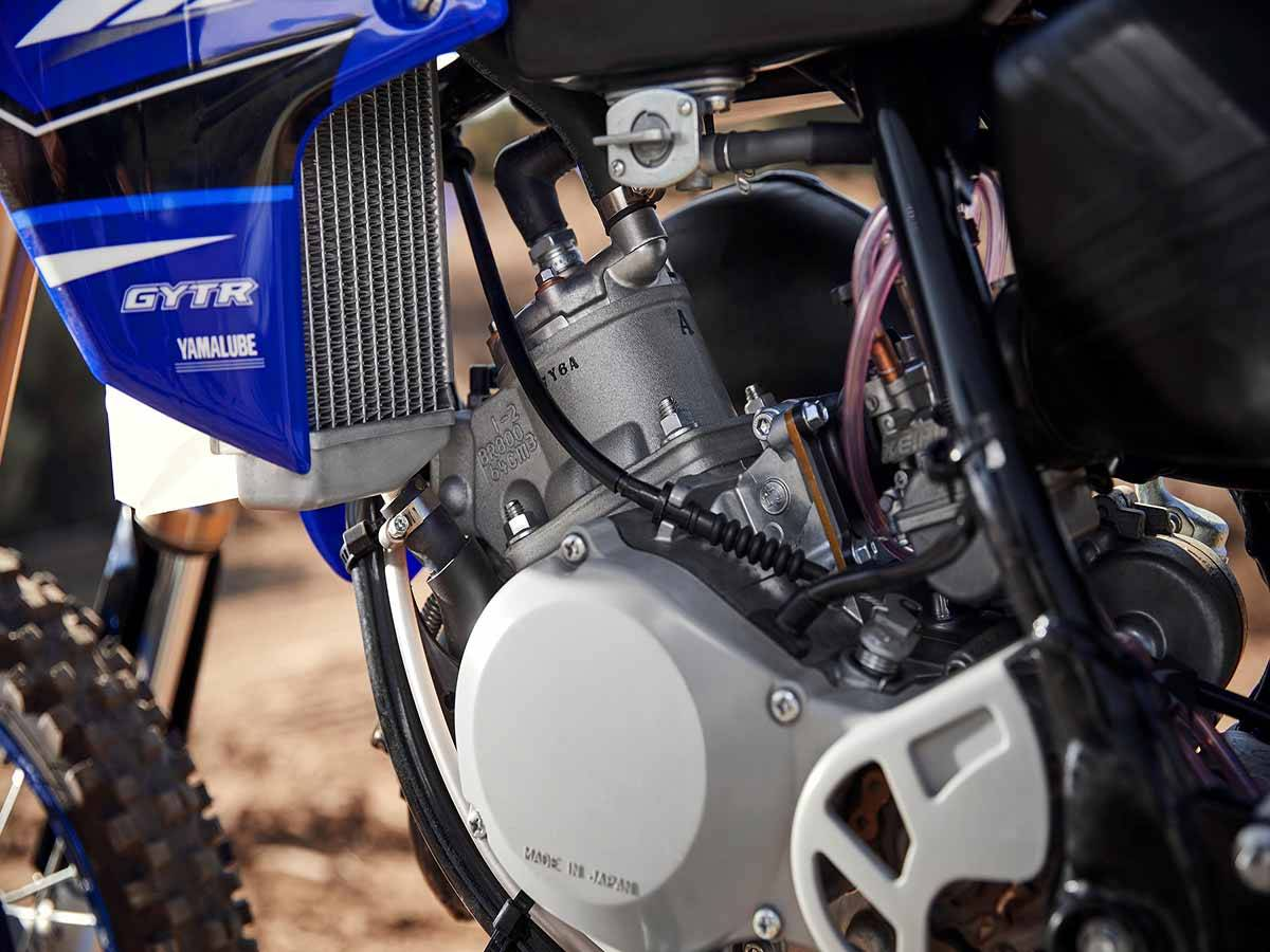 2021 Yamaha YZ65 in Clearwater, Florida - Photo 13