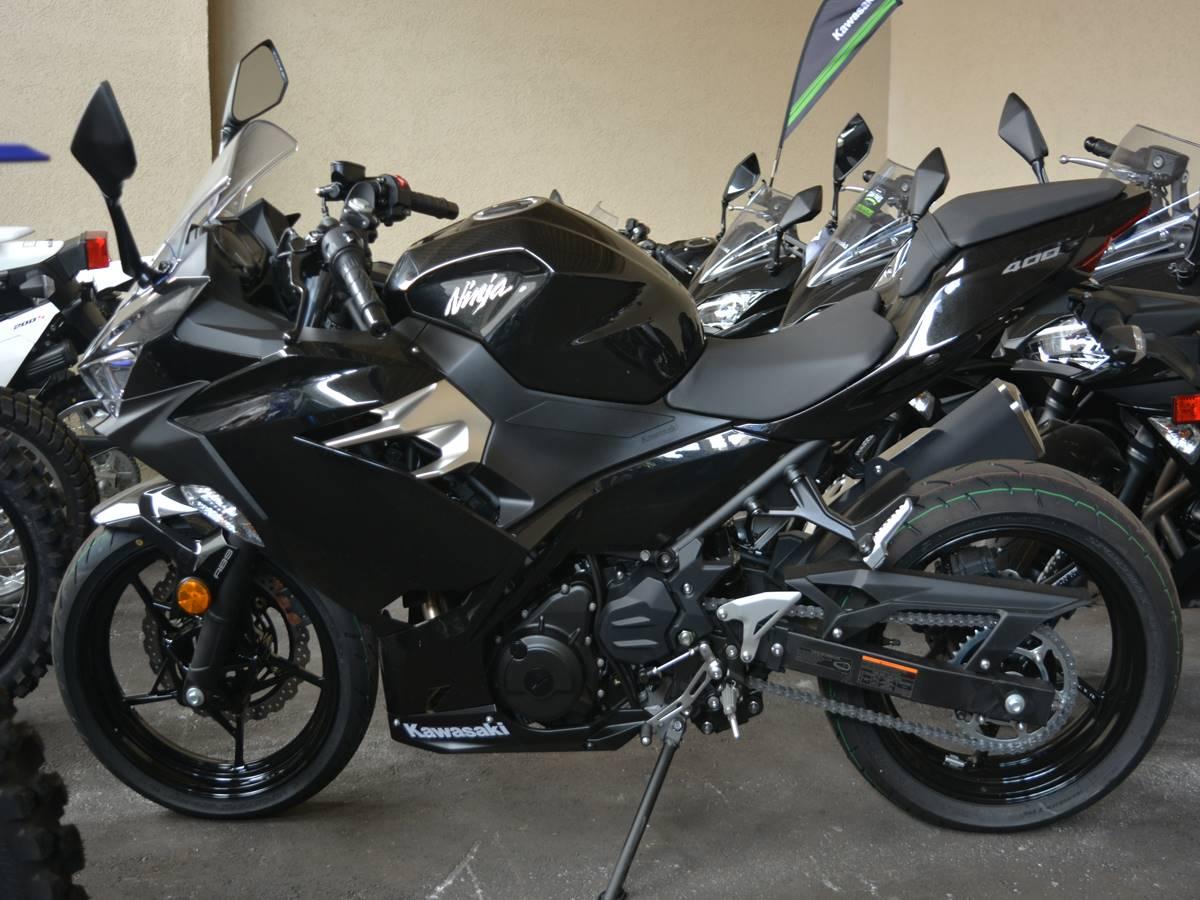 2019 Kawasaki Ninja 400 ABS 2