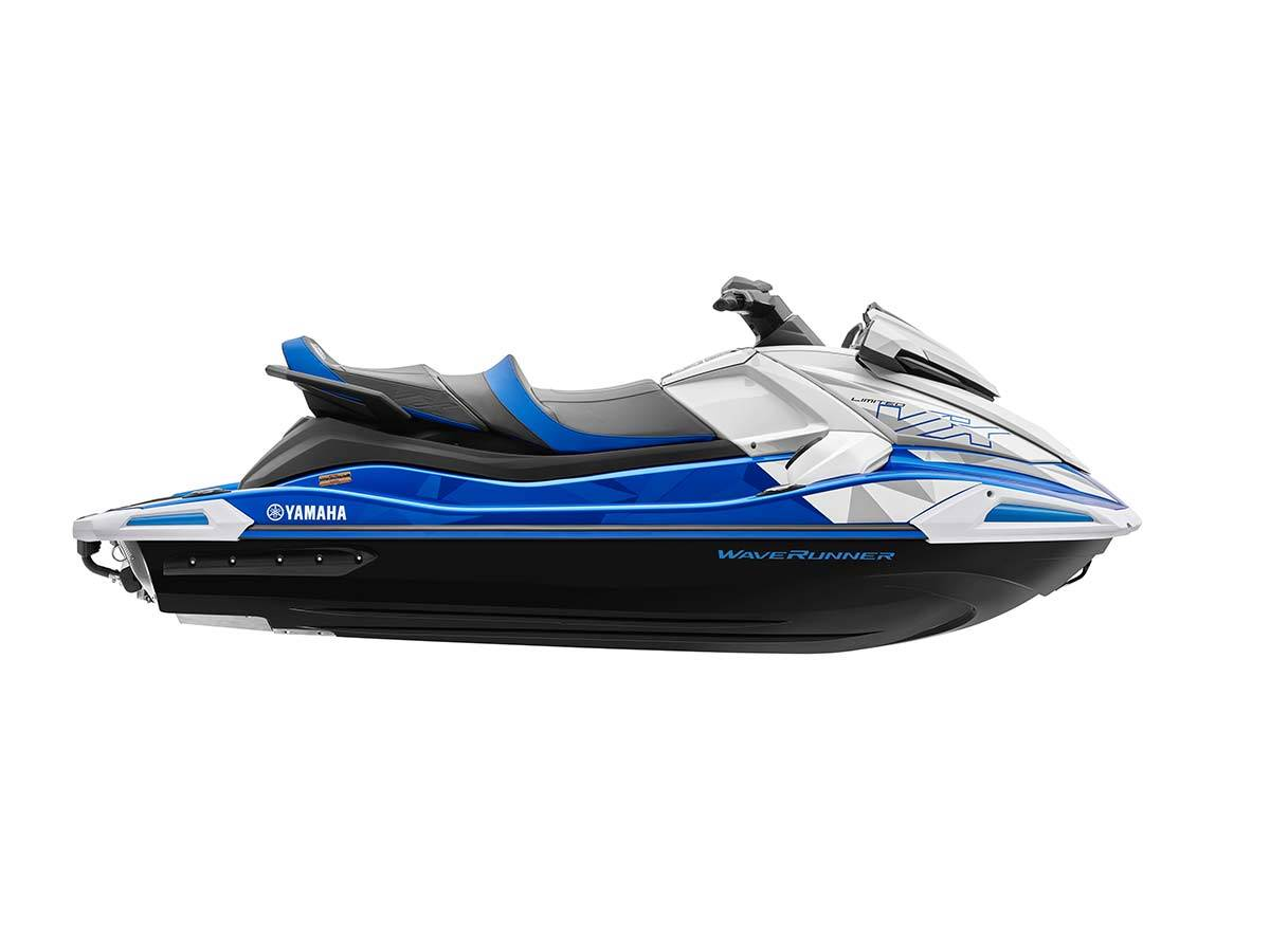 2021 Yamaha VX LIMITED in Clearwater, Florida - Photo 17