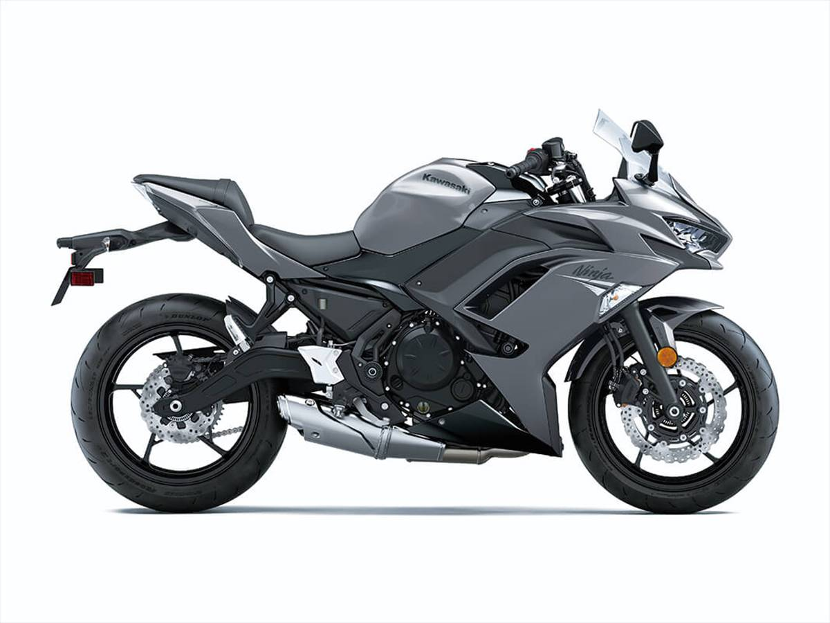 2021 Kawasaki Ninja 650 ABS in Clearwater, Florida - Photo 1