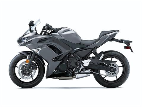 2021 Kawasaki Ninja 650 ABS in Clearwater, Florida - Photo 4