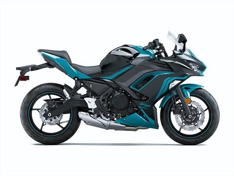 2021 Kawasaki Ninja 650 ABS in Clearwater, Florida - Photo 9