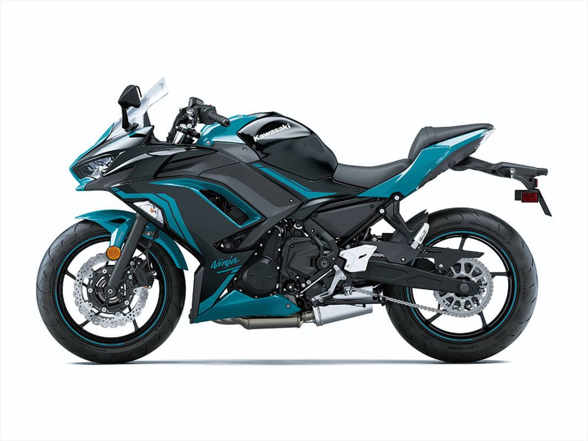 2021 Kawasaki Ninja 650 ABS in Clearwater, Florida - Photo 11