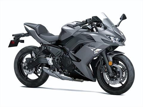 2021 Kawasaki Ninja 650 ABS in Clearwater, Florida - Photo 2