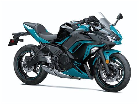 2021 Kawasaki Ninja 650 ABS in Clearwater, Florida - Photo 20