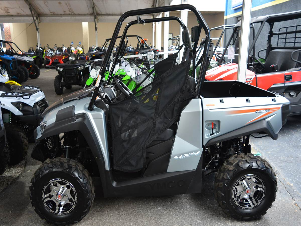 new 2018 kymco uxv 450i le utility vehicles in clearwater. Black Bedroom Furniture Sets. Home Design Ideas