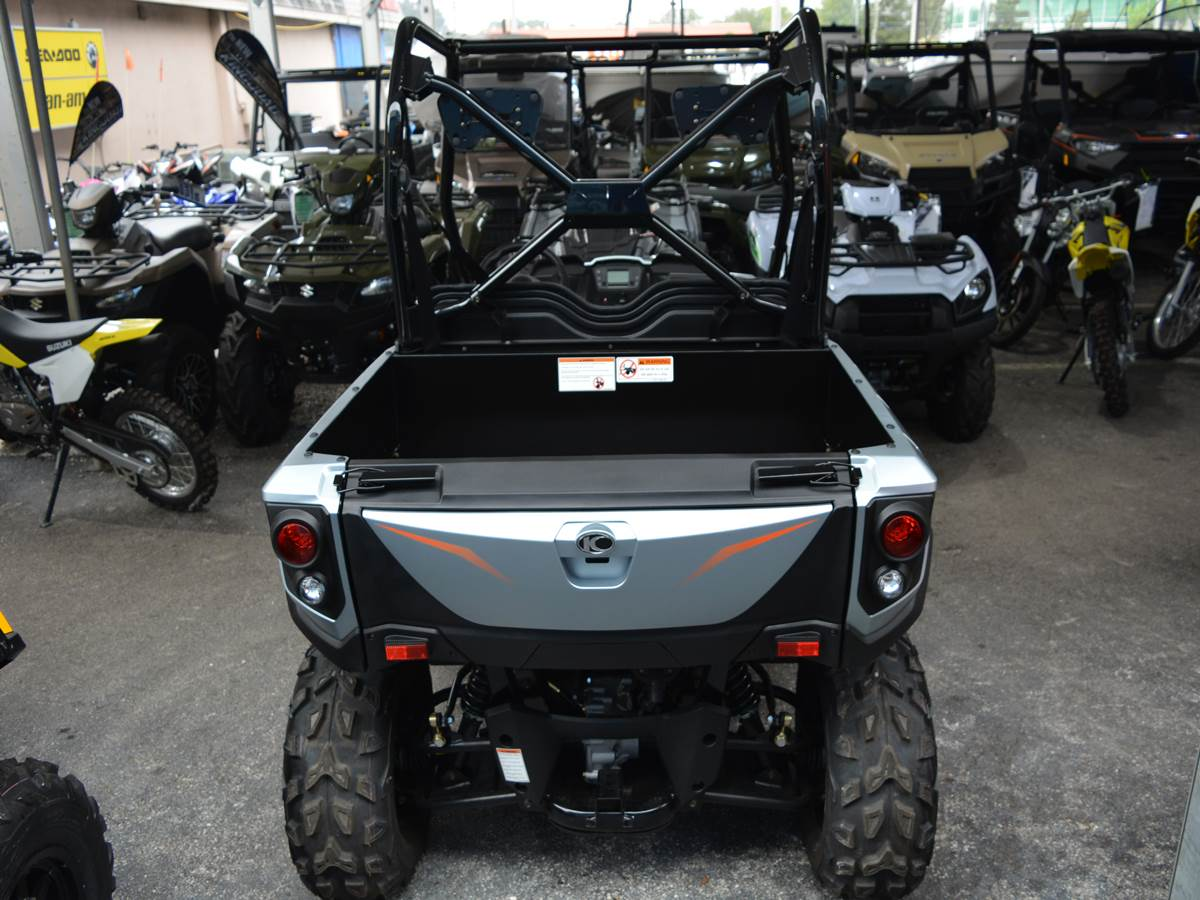 2018 Kymco UXV 450i LE in Clearwater, Florida