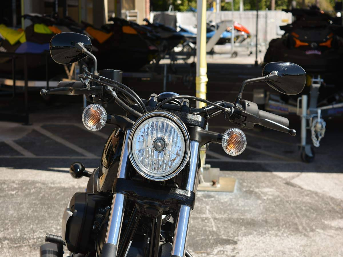 2017 Yamaha Bolt in Clearwater, Florida - Photo 7