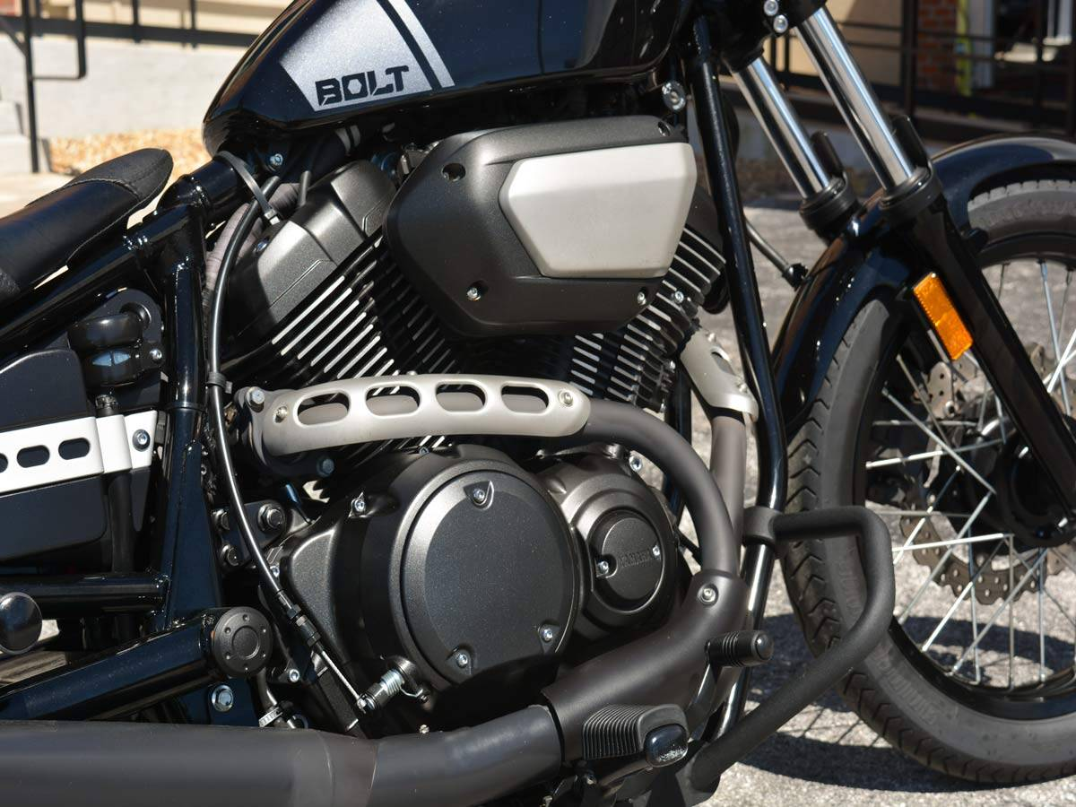 2017 Yamaha Bolt in Clearwater, Florida - Photo 11