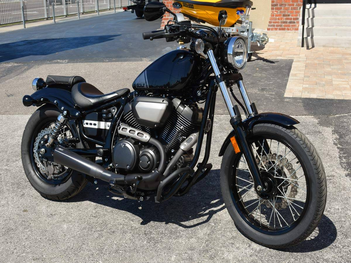 2017 Yamaha Bolt in Clearwater, Florida - Photo 5