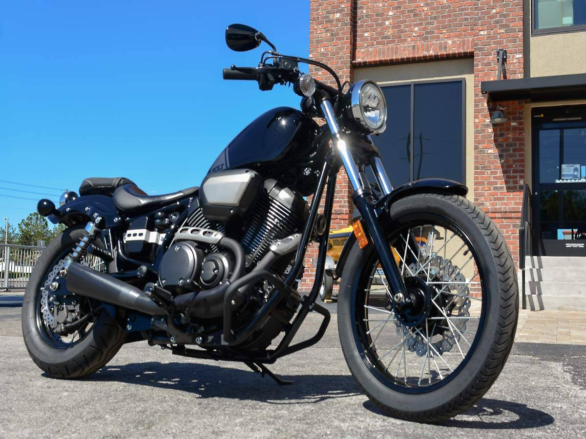 2017 Yamaha Bolt in Clearwater, Florida - Photo 3