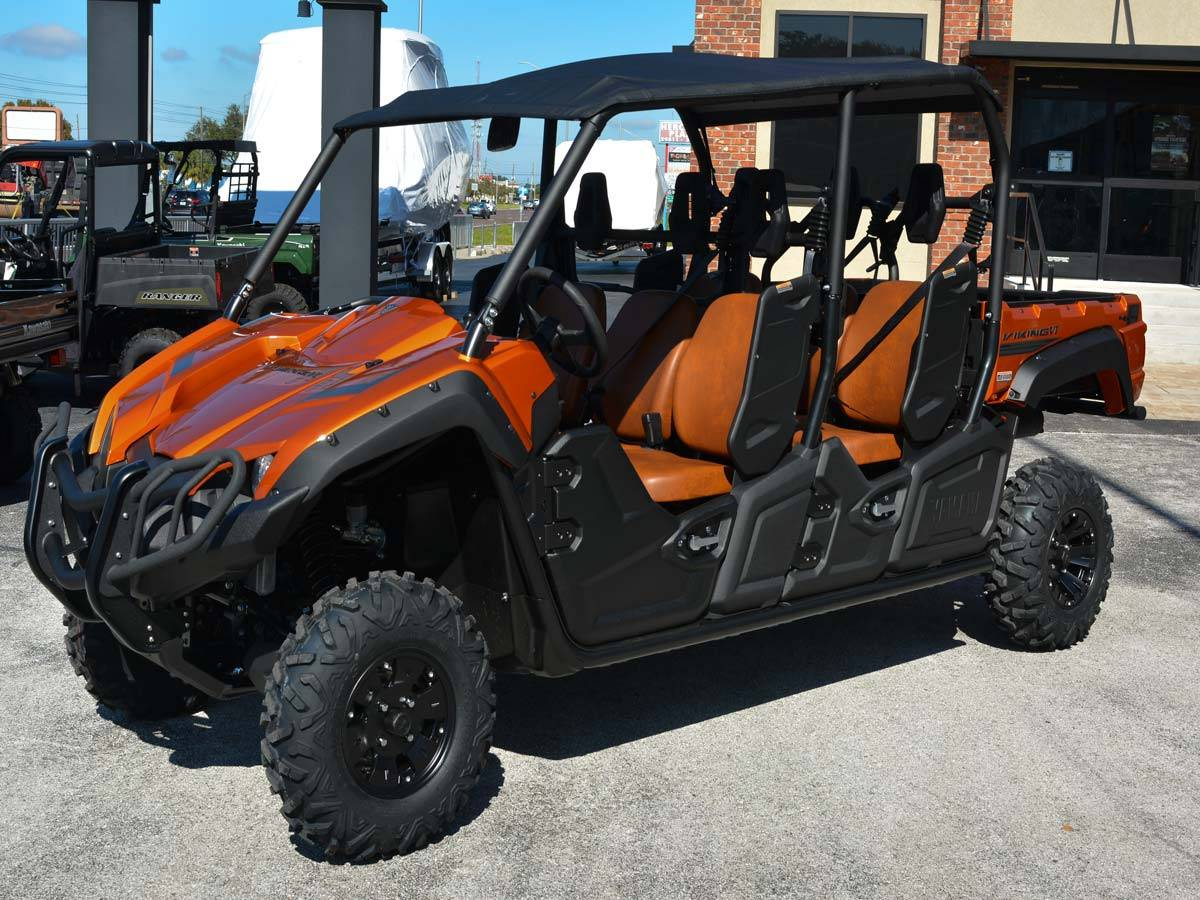 2021 Yamaha Viking VI EPS Ranch Edition in Clearwater, Florida - Photo 2