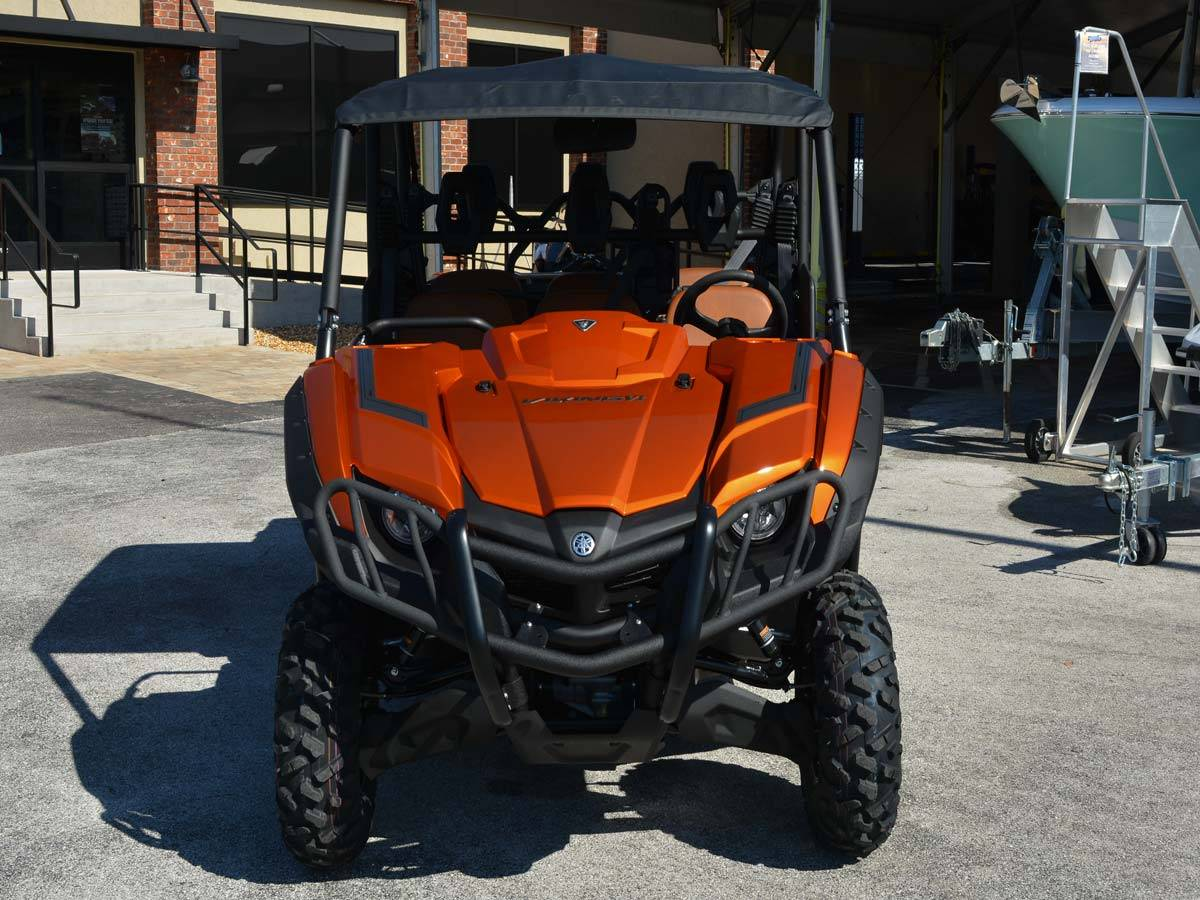 2021 Yamaha Viking VI EPS Ranch Edition in Clearwater, Florida - Photo 5