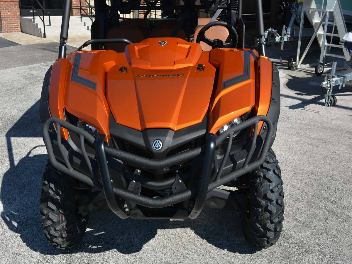 2021 Yamaha Viking VI EPS Ranch Edition in Clearwater, Florida - Photo 6