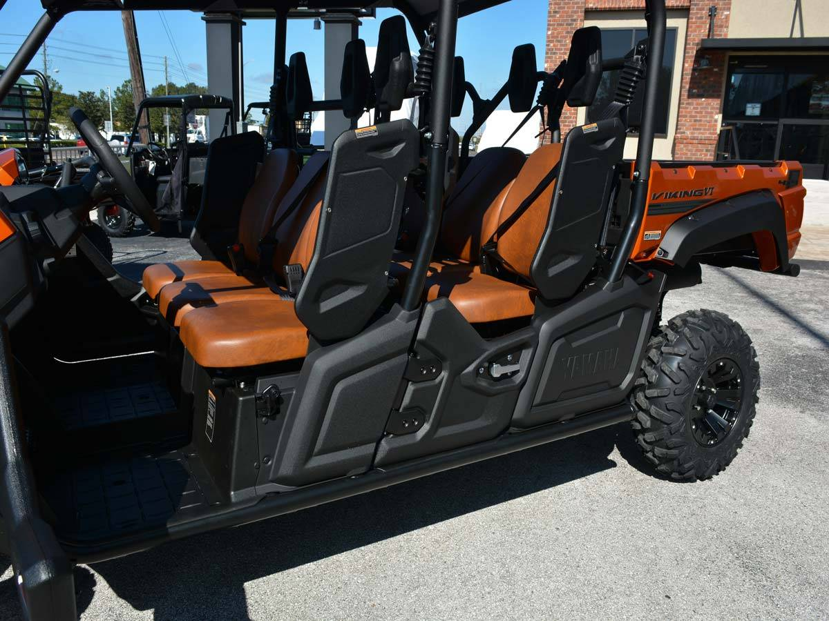 2021 Yamaha Viking VI EPS Ranch Edition in Clearwater, Florida - Photo 7
