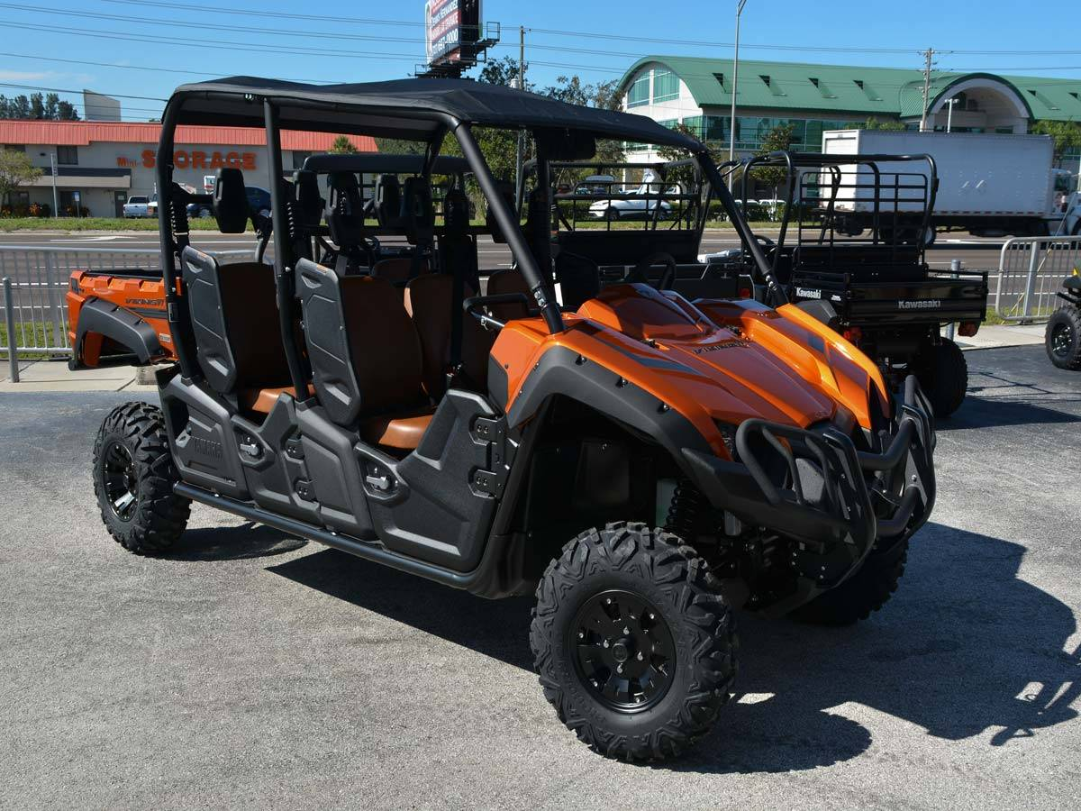 2021 Yamaha Viking VI EPS Ranch Edition in Clearwater, Florida - Photo 17