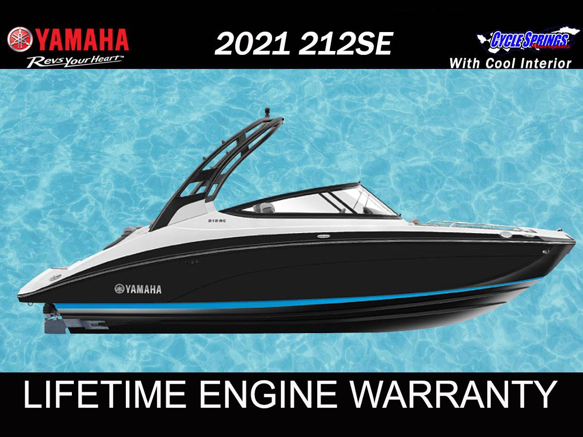 2021 Yamaha 212SE in Clearwater, Florida - Photo 1