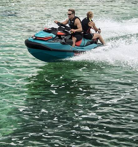 2018 Sea-Doo WAKE Pro 230 iBR in Clearwater, Florida