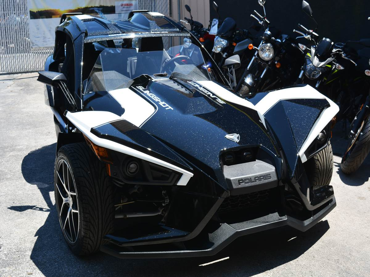 2019 Slingshot Slingshot Grand Touring in Clearwater, Florida - Photo 5