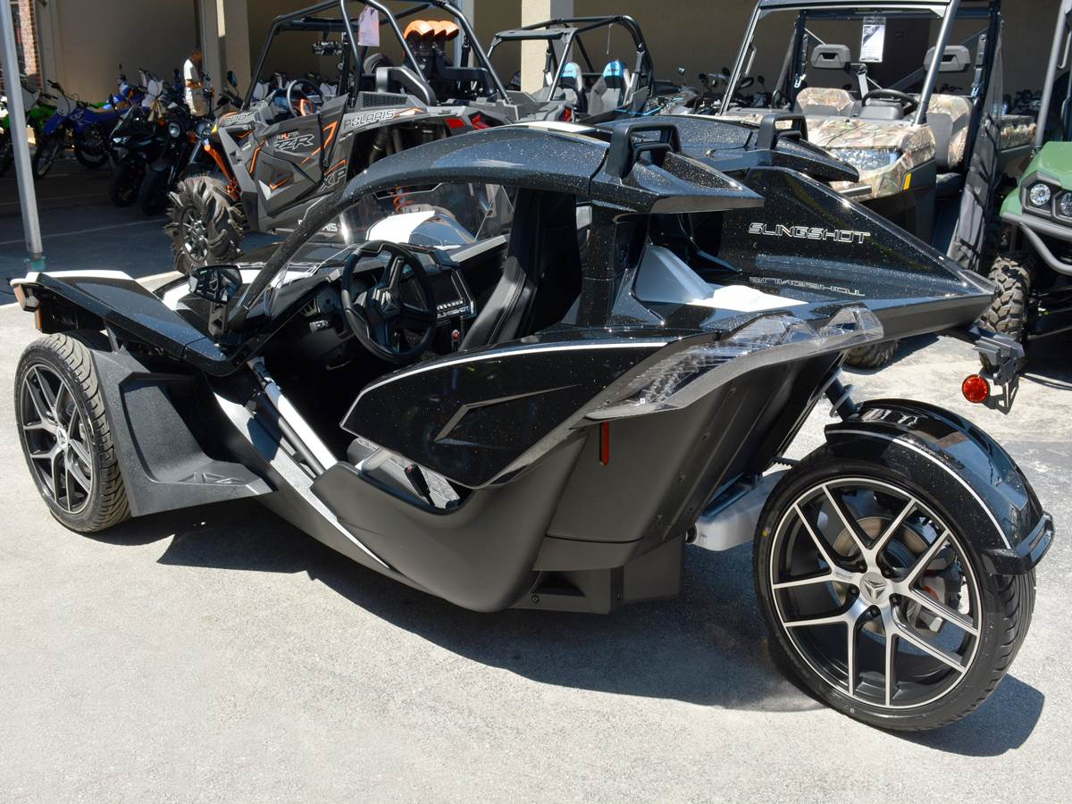2019 Slingshot Slingshot Grand Touring in Clearwater, Florida - Photo 12