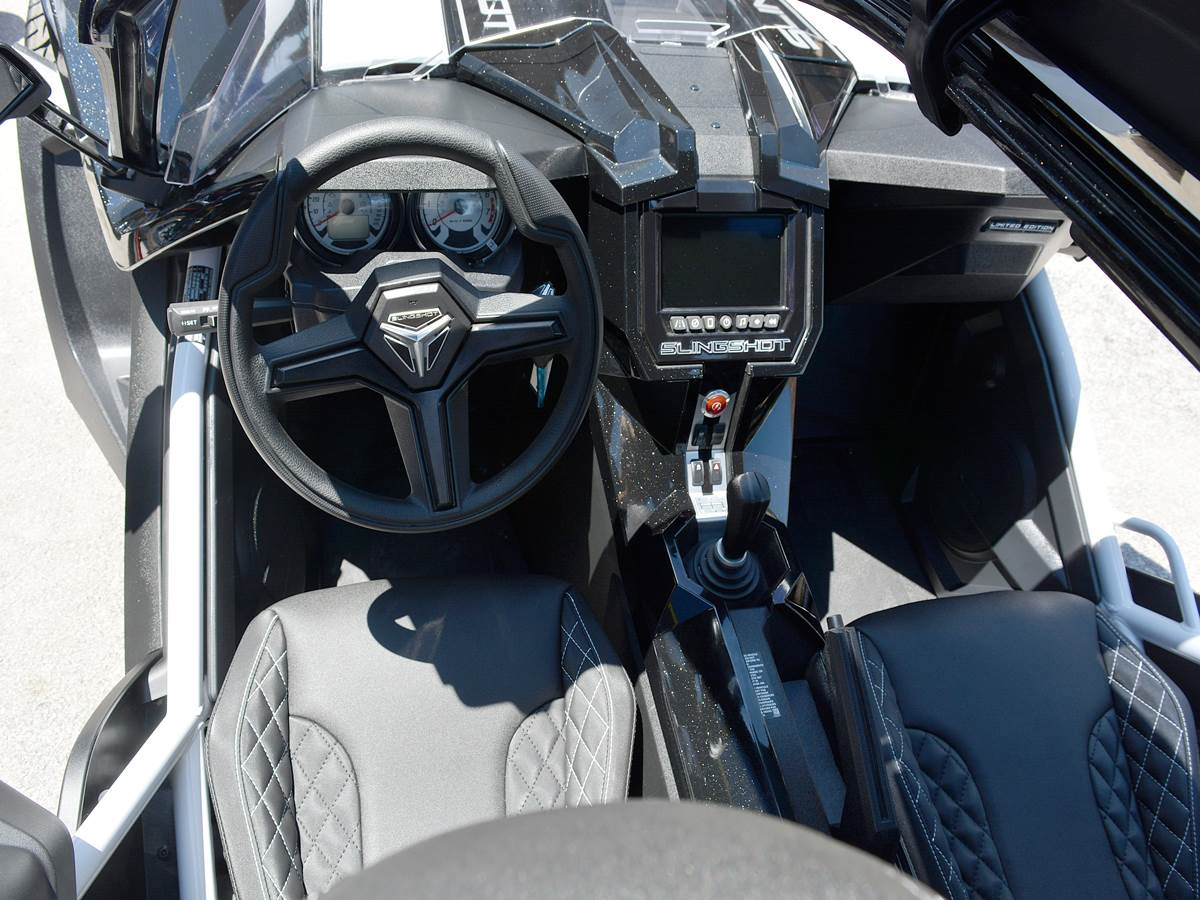 2019 Slingshot Slingshot Grand Touring in Clearwater, Florida - Photo 16