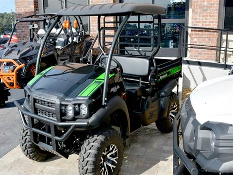2019 Kawasaki Mule SX 4X4 XC SE in Clearwater, Florida - Photo 2