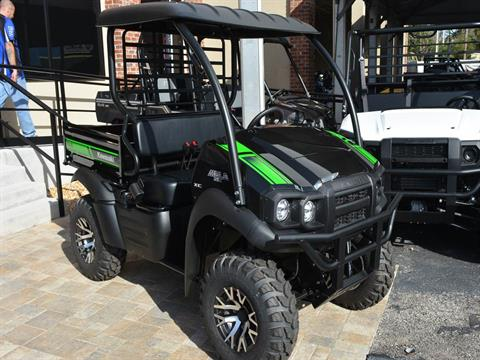 2019 Kawasaki Mule SX 4X4 XC SE in Clearwater, Florida - Photo 4