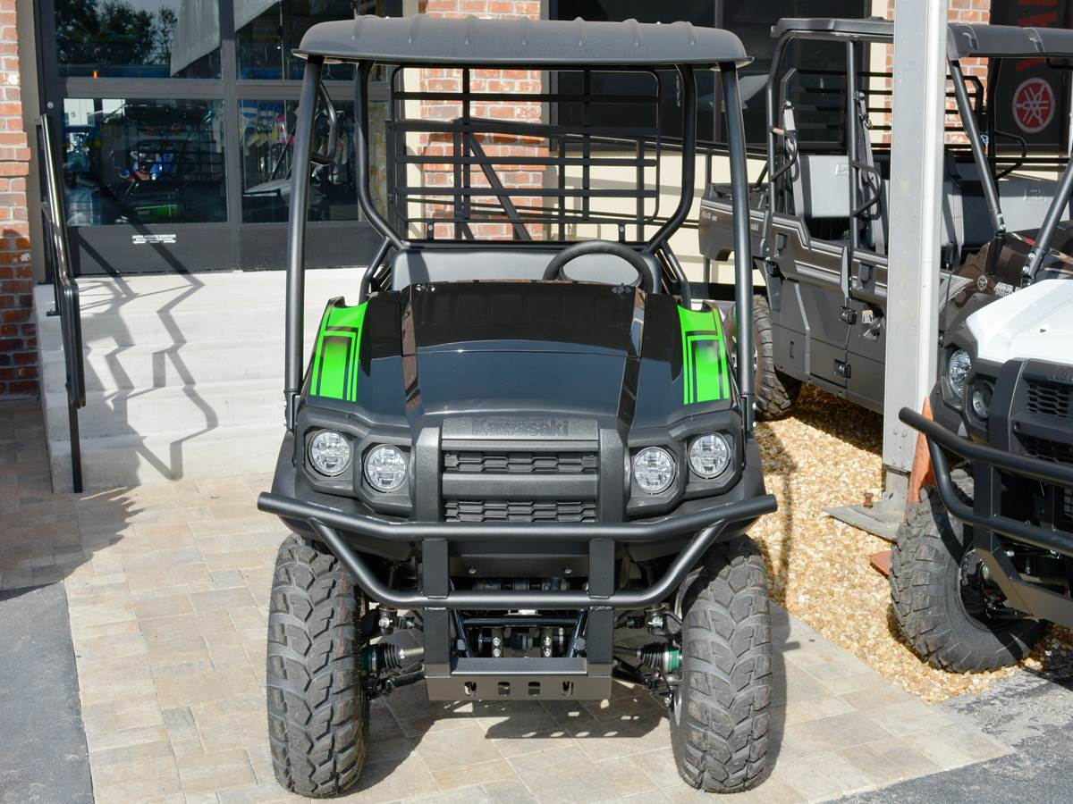 2019 Kawasaki Mule SX 4X4 XC SE in Clearwater, Florida - Photo 5