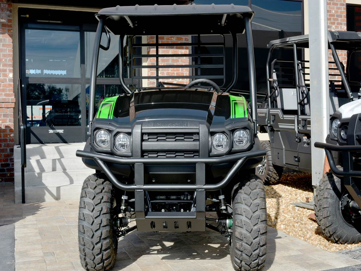 2019 Kawasaki Mule SX 4X4 XC SE in Clearwater, Florida - Photo 6