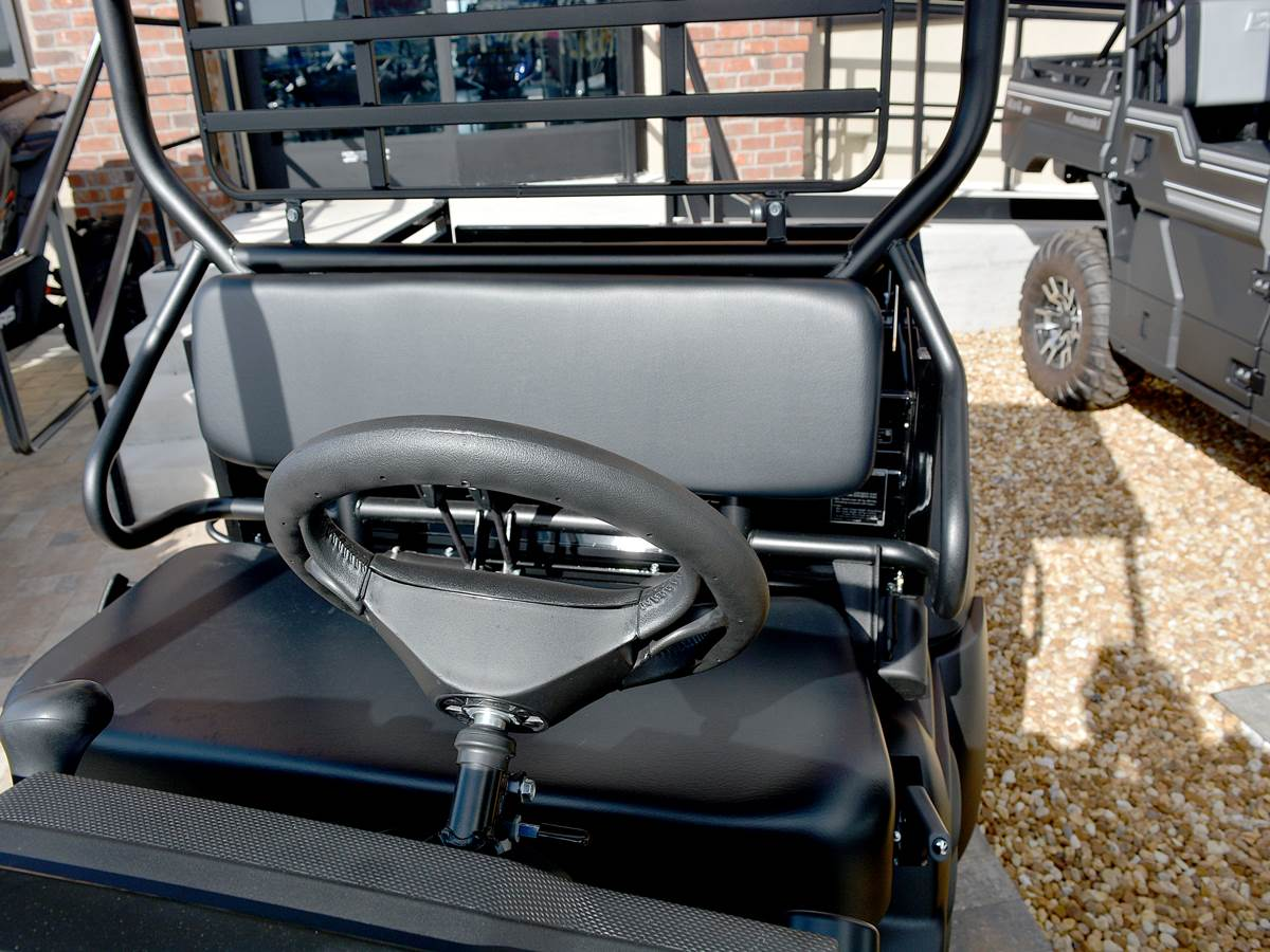 2019 Kawasaki Mule SX 4X4 XC SE in Clearwater, Florida - Photo 8