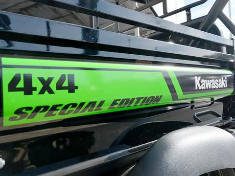 2019 Kawasaki Mule SX 4X4 XC SE in Clearwater, Florida - Photo 11
