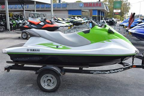 2016 Yamaha V1 in Clearwater, Florida