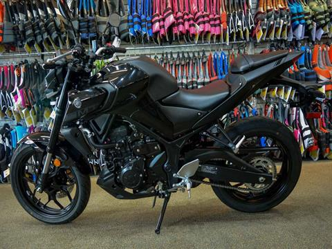 2020 Yamaha MT-03 in Clearwater, Florida - Photo 1