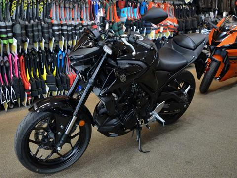 2020 Yamaha MT-03 in Clearwater, Florida - Photo 2