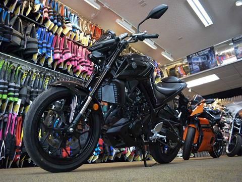 2020 Yamaha MT-03 in Clearwater, Florida - Photo 6