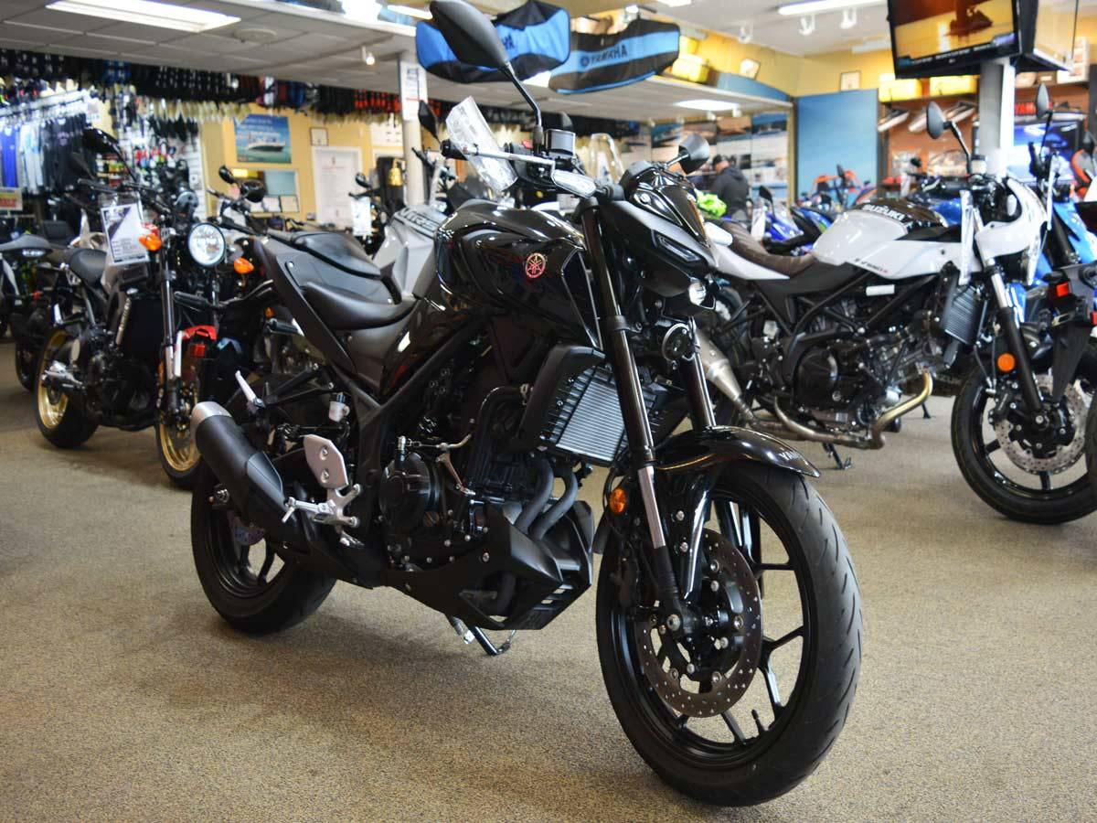 2020 Yamaha MT-03 in Clearwater, Florida - Photo 13