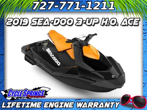 2019 Sea-Doo Spark 3up 900 H.O. ACE in Clearwater, Florida - Photo 1