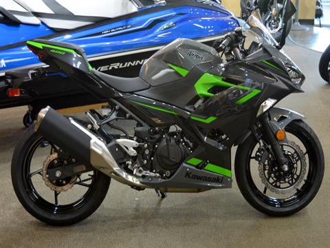 2019 Kawasaki Ninja 400 ABS in Clearwater, Florida - Photo 1