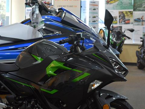 2019 Kawasaki Ninja 400 ABS in Clearwater, Florida - Photo 5