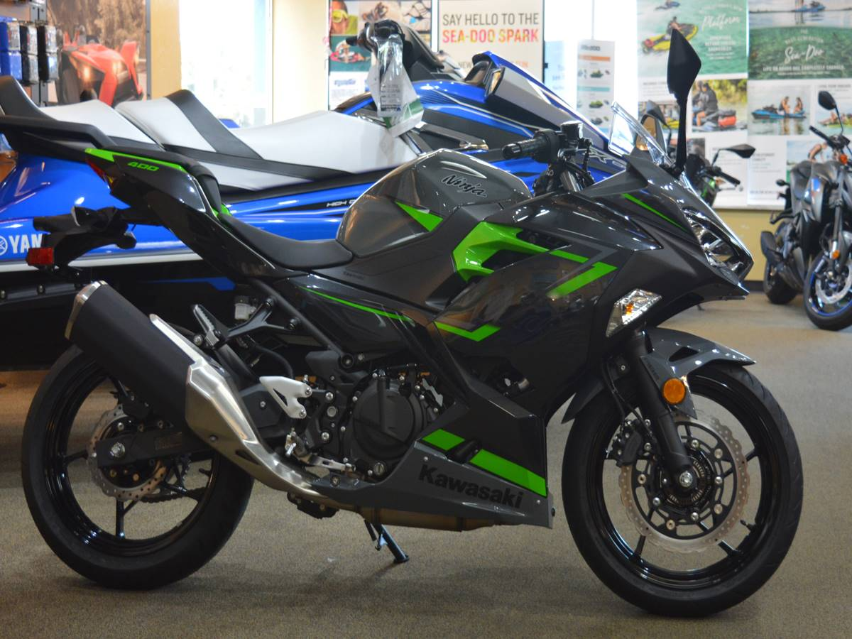 2019 Kawasaki Ninja 400 ABS in Clearwater, Florida - Photo 6