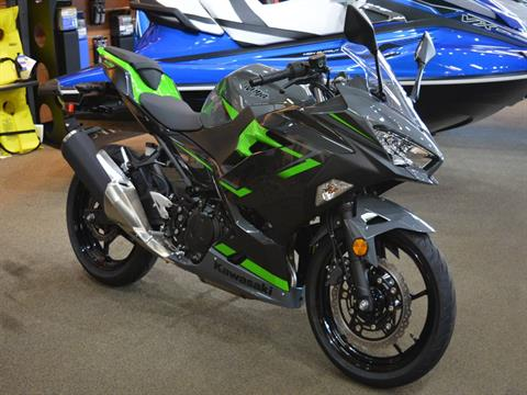 2019 Kawasaki Ninja 400 ABS in Clearwater, Florida - Photo 10