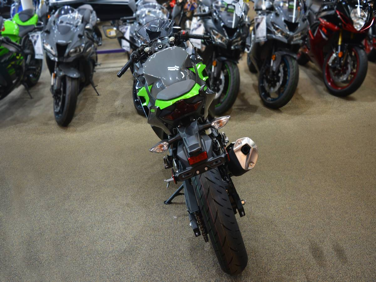 2019 Kawasaki Ninja 400 ABS in Clearwater, Florida - Photo 11