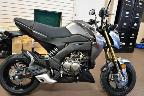 2017 Kawasaki Z125 Pro in Clearwater, Florida