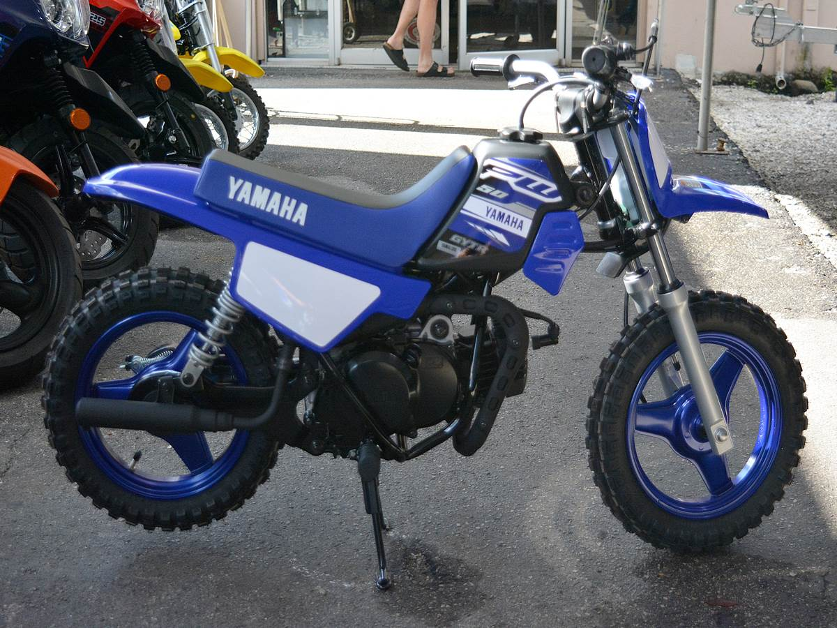 2019 Yamaha PW50 in Clearwater, Florida - Photo 2
