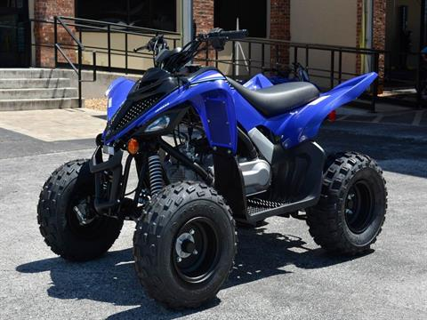 2021 Yamaha Raptor 90 in Clearwater, Florida - Photo 3