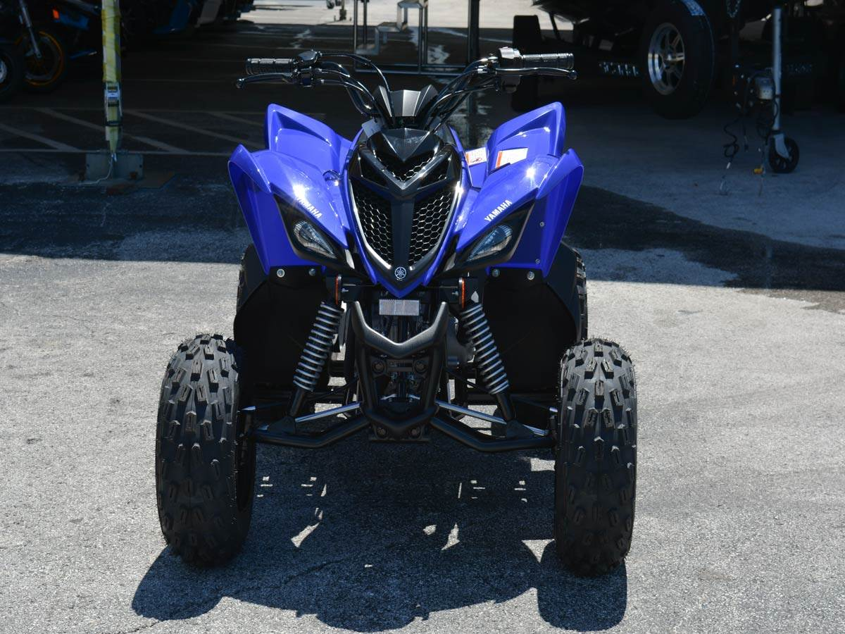 2021 Yamaha Raptor 90 in Clearwater, Florida - Photo 4