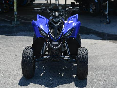 2021 Yamaha Raptor 90 in Clearwater, Florida - Photo 5