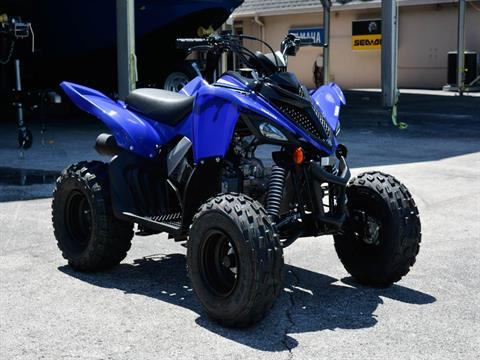 2021 Yamaha Raptor 90 in Clearwater, Florida - Photo 6