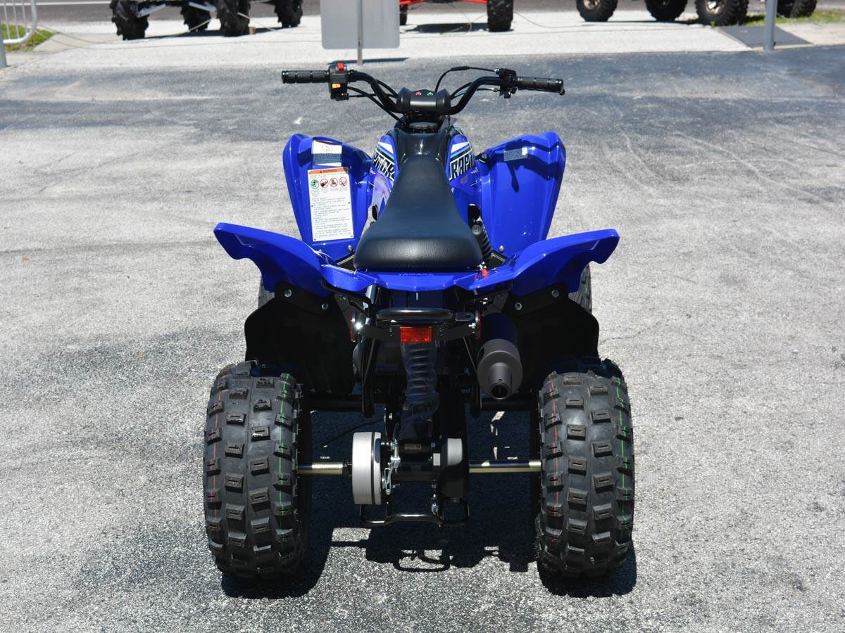 2021 Yamaha Raptor 90 in Clearwater, Florida - Photo 7